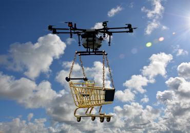 Milenyum Çağının Yeni Oyuncağı Dron