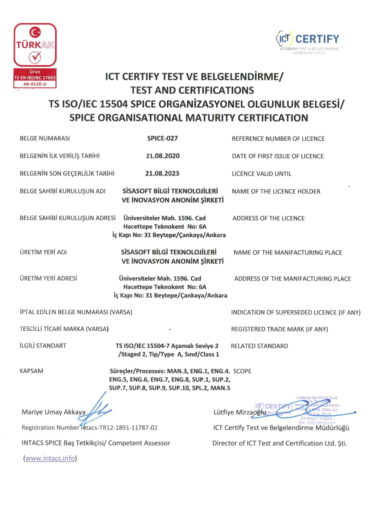 ISO 22301:2012